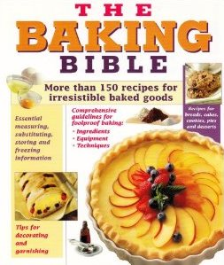 Lou Weber - The Baking Bible