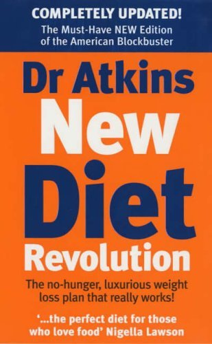 Robert C. Atkins - Dr. Atkins' New Diet Revolution