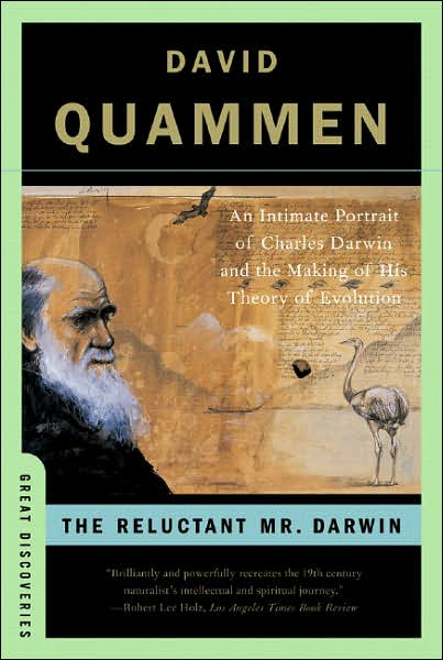 David Quammen - Reluctant Mr. Darwin