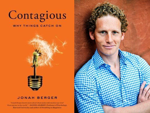 Jonah Berger - Contagious - Why Things Catch On?