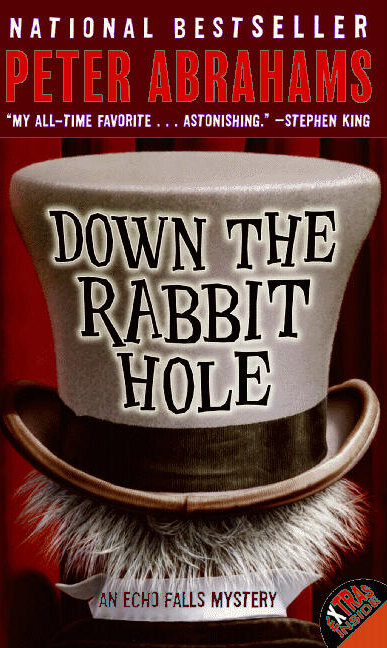 Peter Abrahams - Down the Rabbit Hole