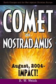 R.W. Welch - Comet of Nostradamus