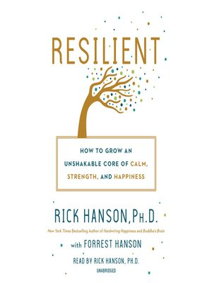 Rick Hanson - Resilient – How to Grow an Unshakable Core of Calm, Strength and Happiness